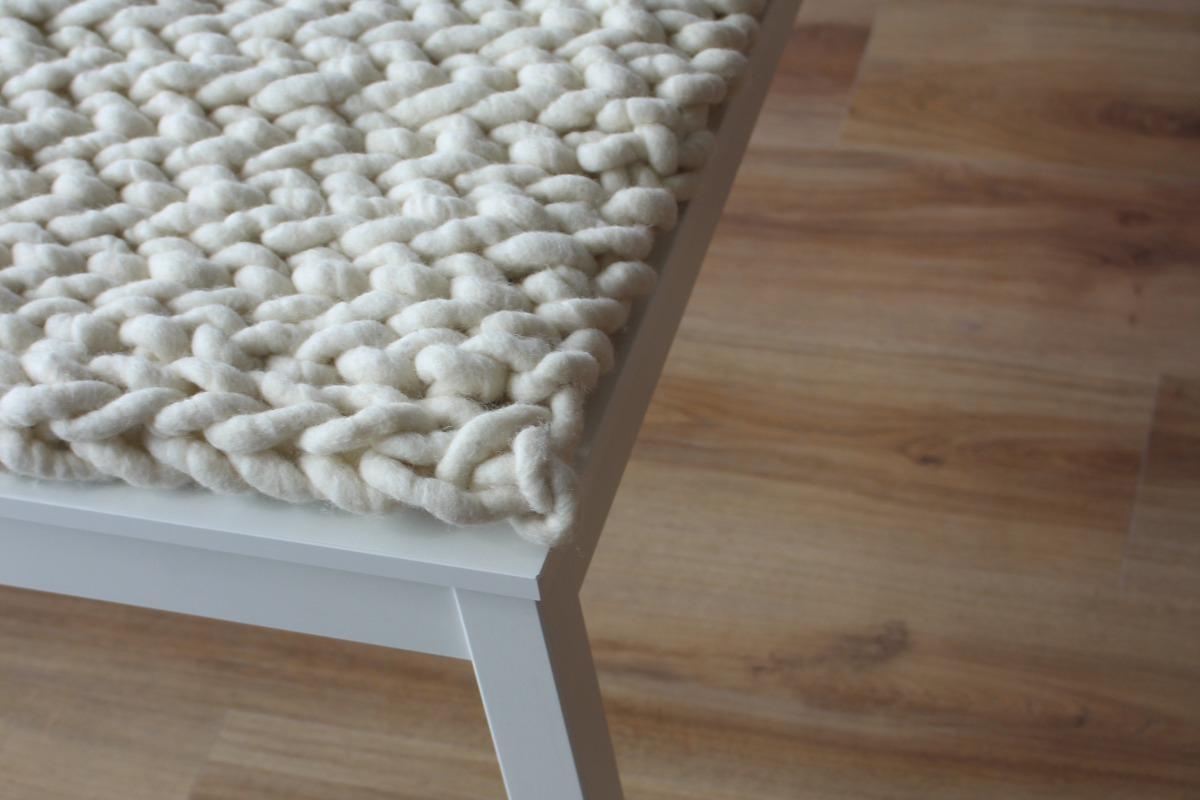 Design Wollsitzauflagen
