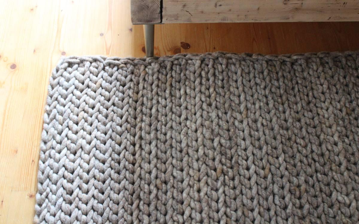Schafwollteppiche modern